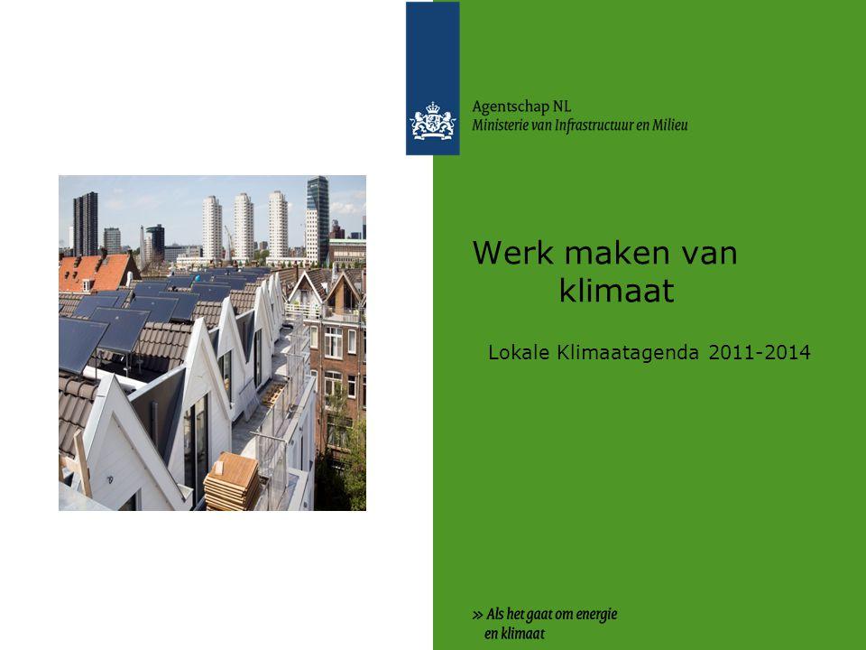 Lokale Klimaatagenda 2011-2014