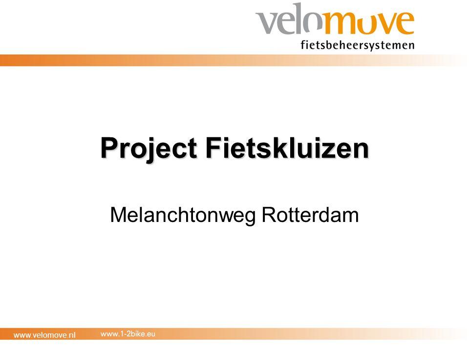 Melanchtonweg Rotterdam