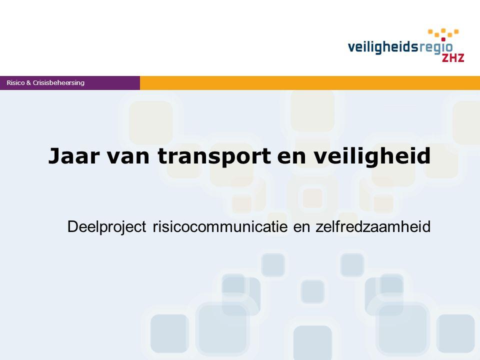 Jaar van transport en veiligheid