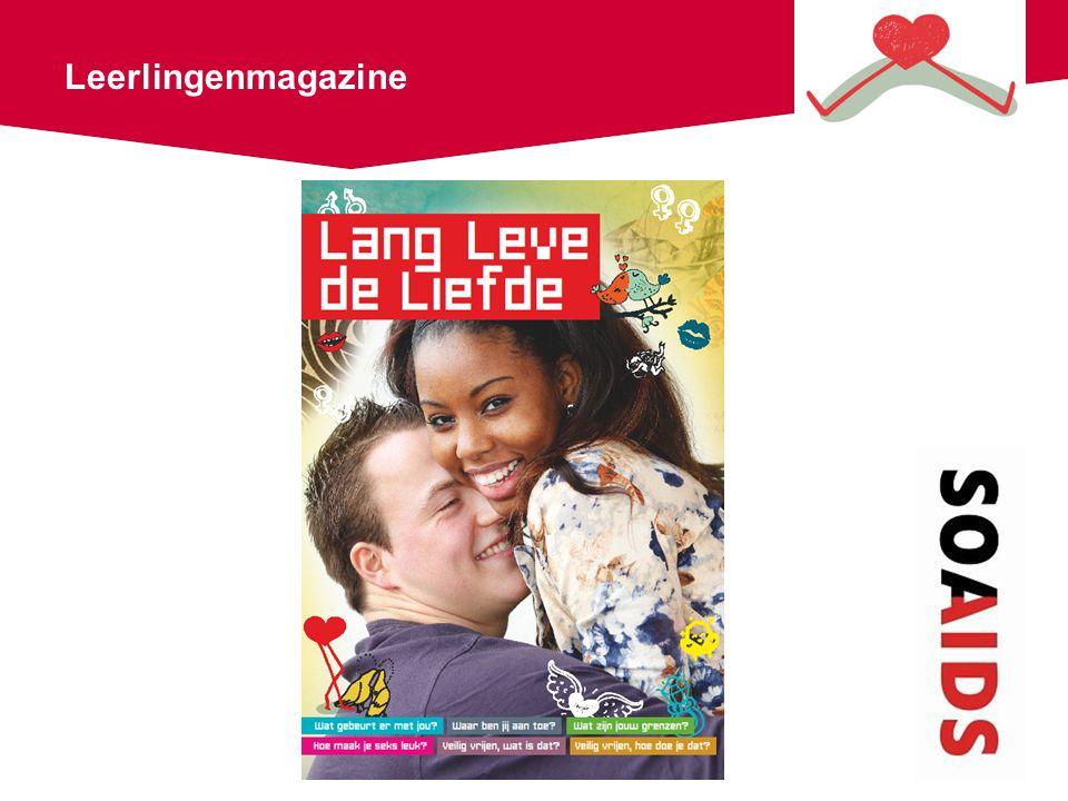 Leerlingenmagazine