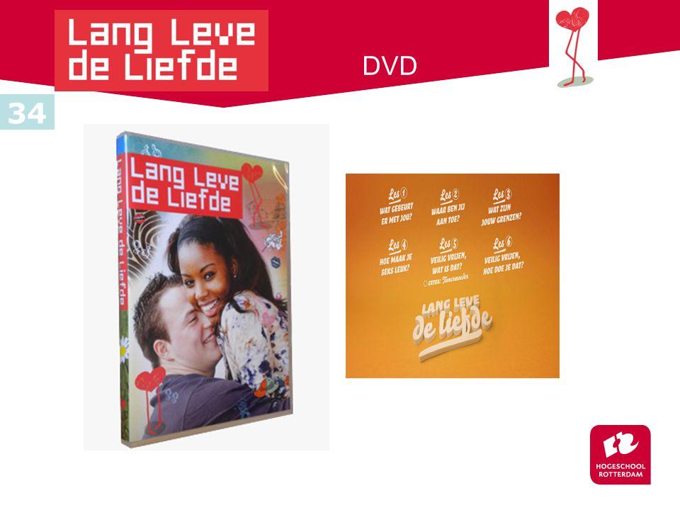 DVD 34 Aflevering 1 en 3 laten zien + tienermoeder