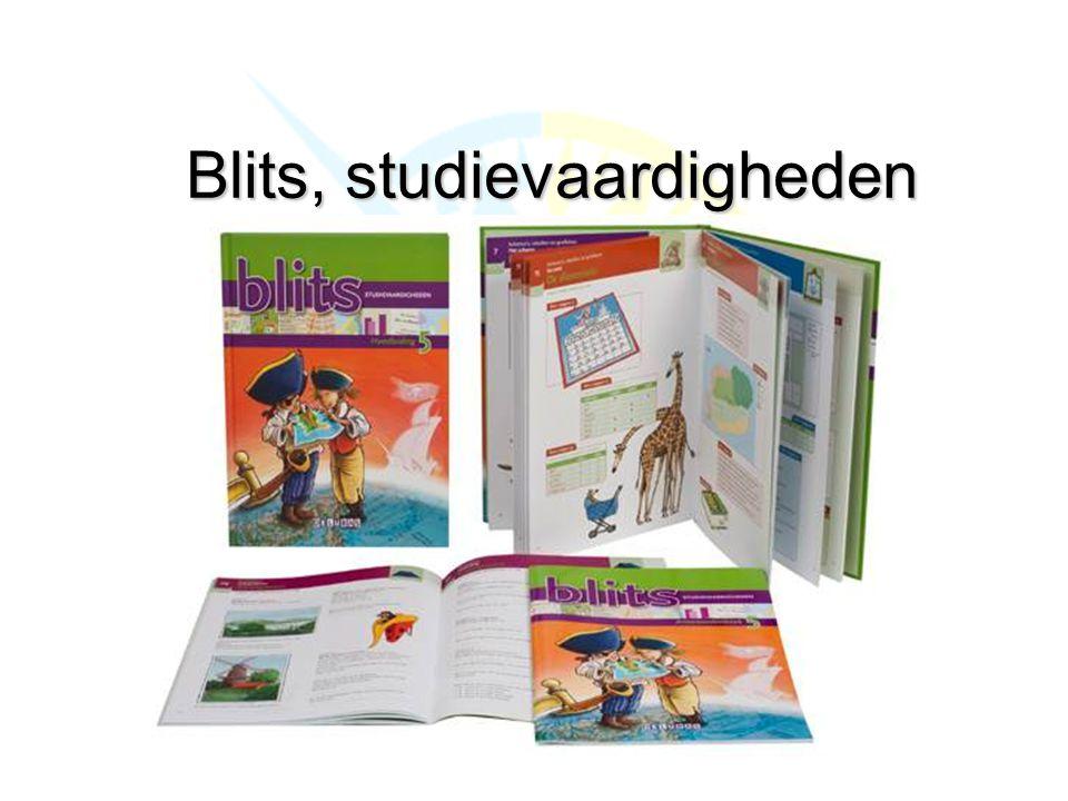 Blits, studievaardigheden