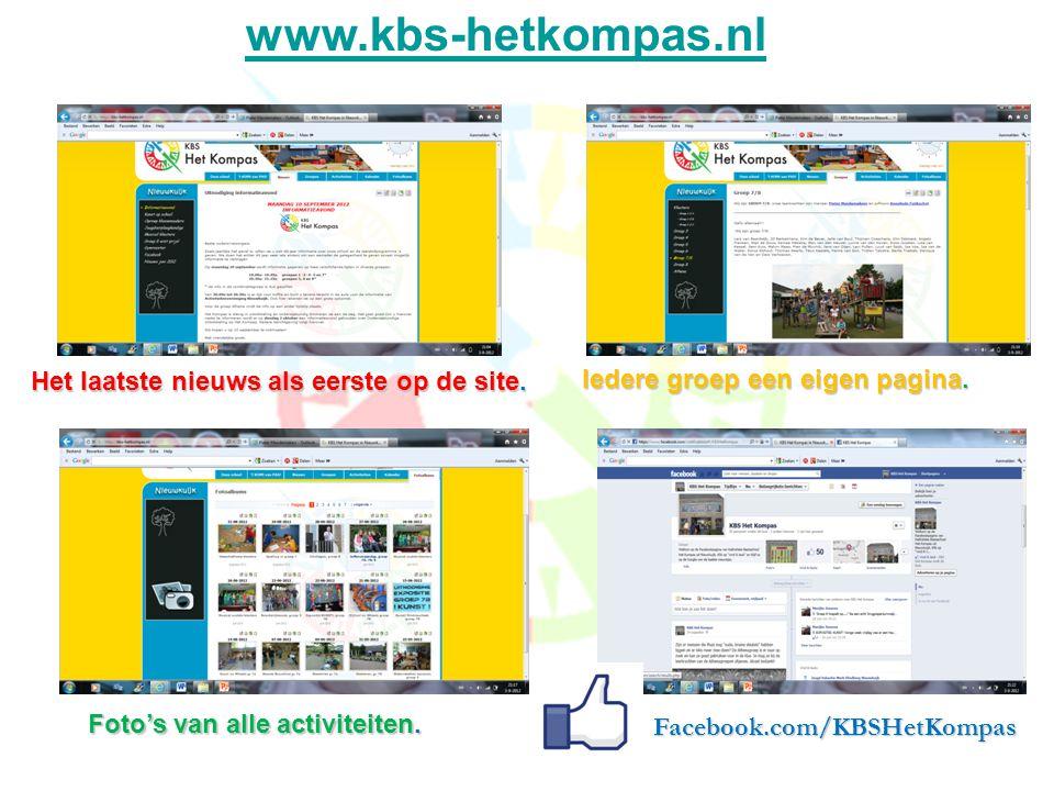 www.kbs-hetkompas.nl Het laatste nieuws als eerste op de site.