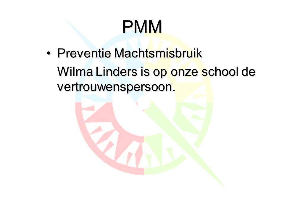 PMM Preventie Machtsmisbruik