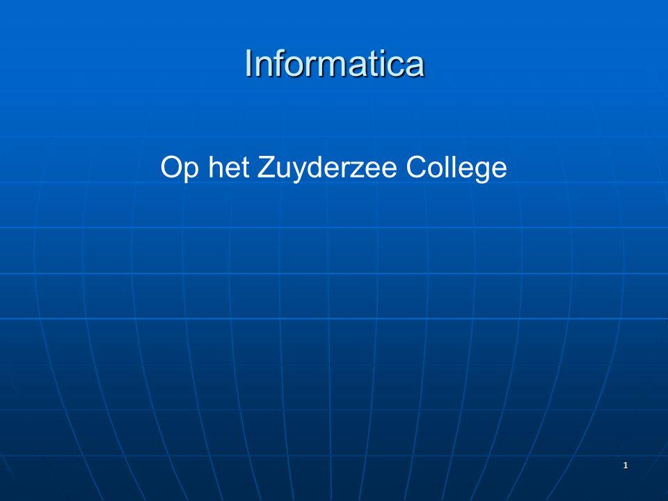Op het Zuyderzee College