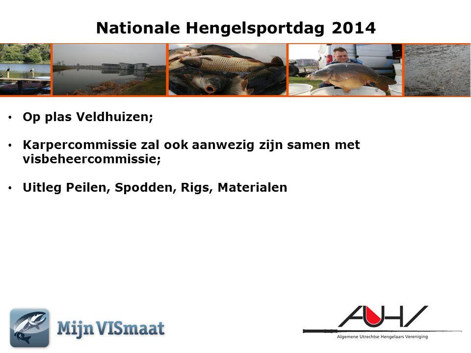 Nationale Hengelsportdag 2014
