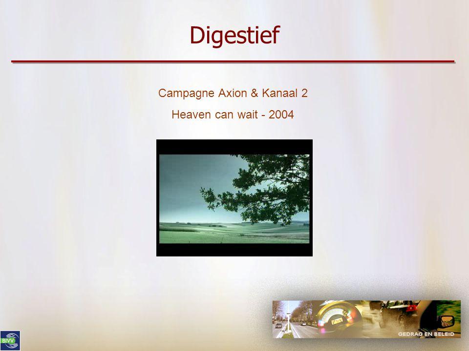 Campagne Axion & Kanaal 2