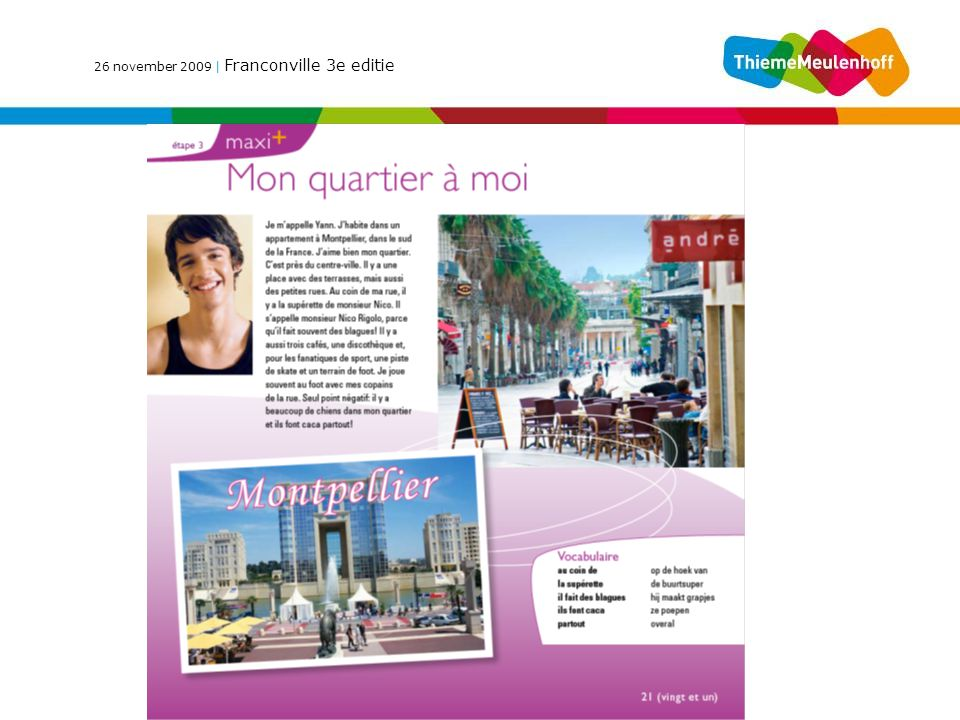 Franconville 3e editie 26 november 2009 | Franconville 3e editie