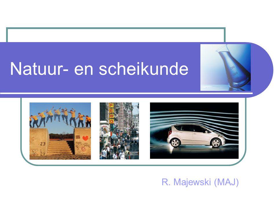 Natuur- en scheikunde R. Majewski (MAJ)