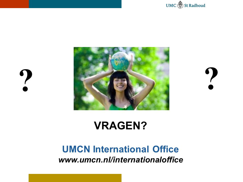 UMCN International Office
