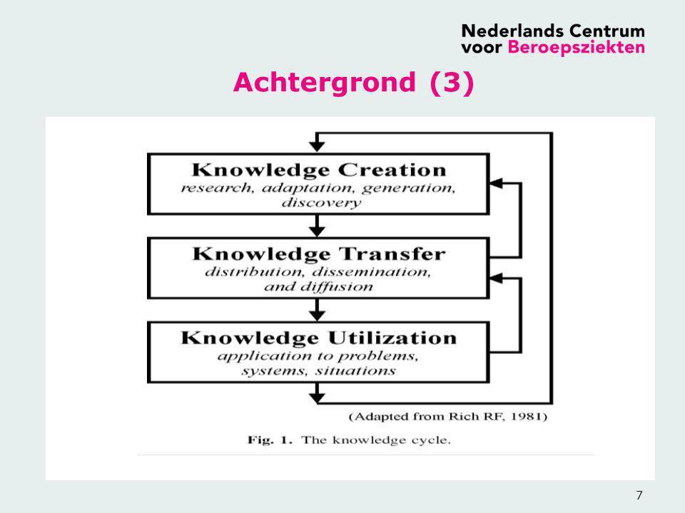Achtergrond (3) Powerpoint presentaties NCvB