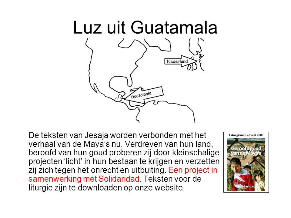 Luz uit Guatamala