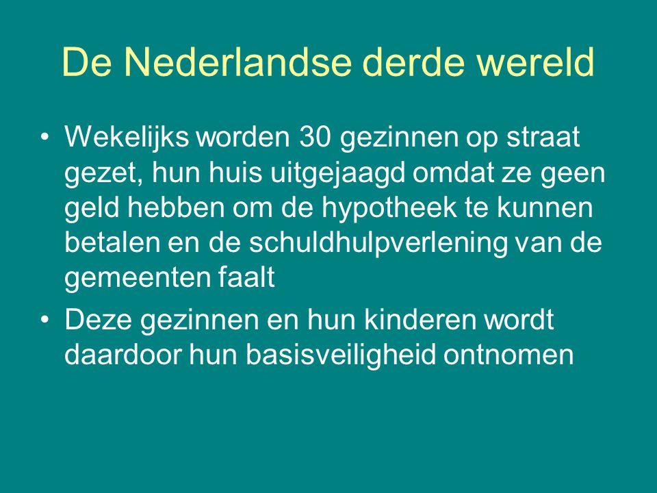 De Nederlandse derde wereld