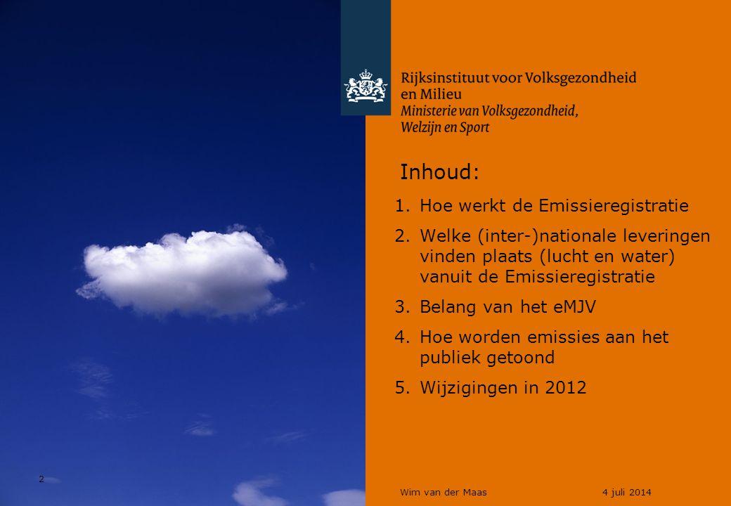 Inhoud: Hoe werkt de Emissieregistratie