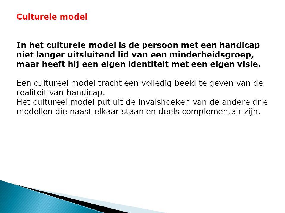 Culturele model