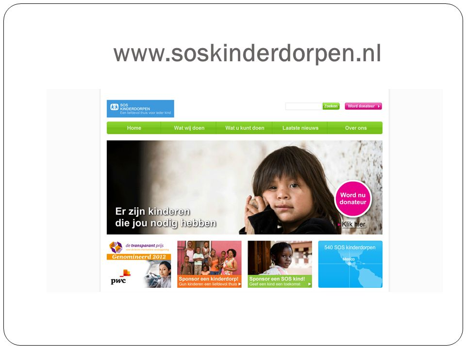www.soskinderdorpen.nl