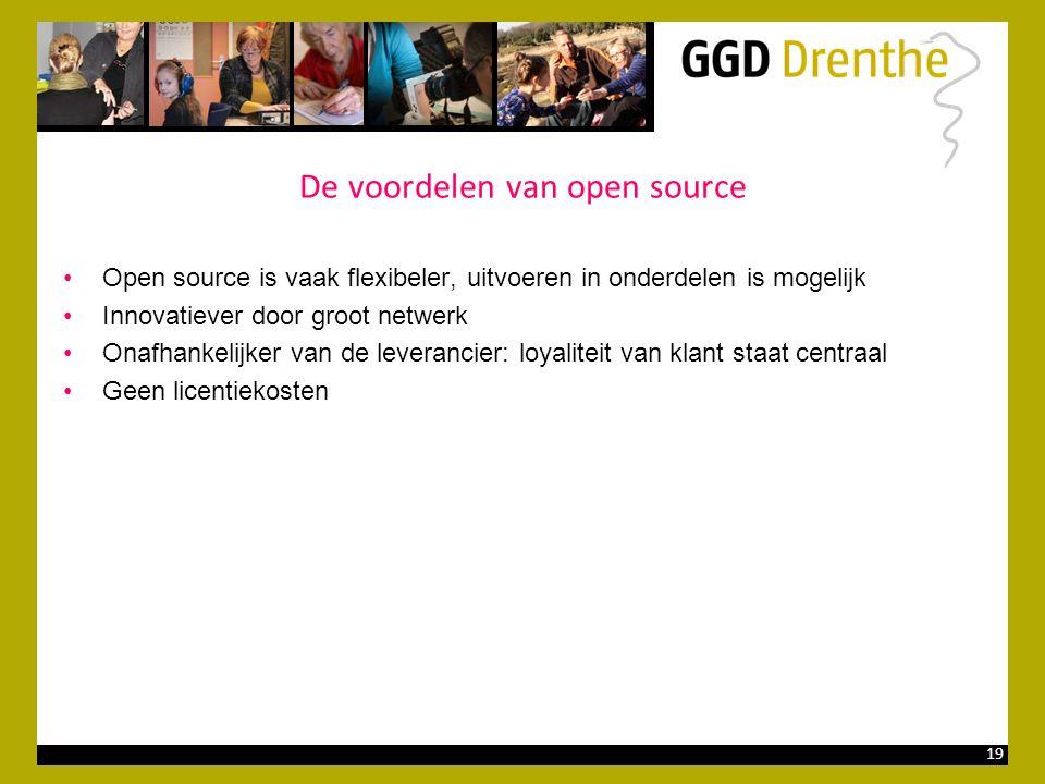 De voordelen van open source