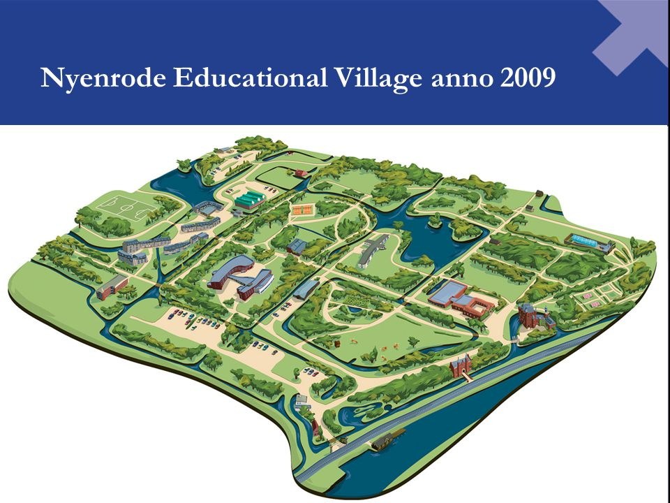 Nyenrode Educational Village anno 2009