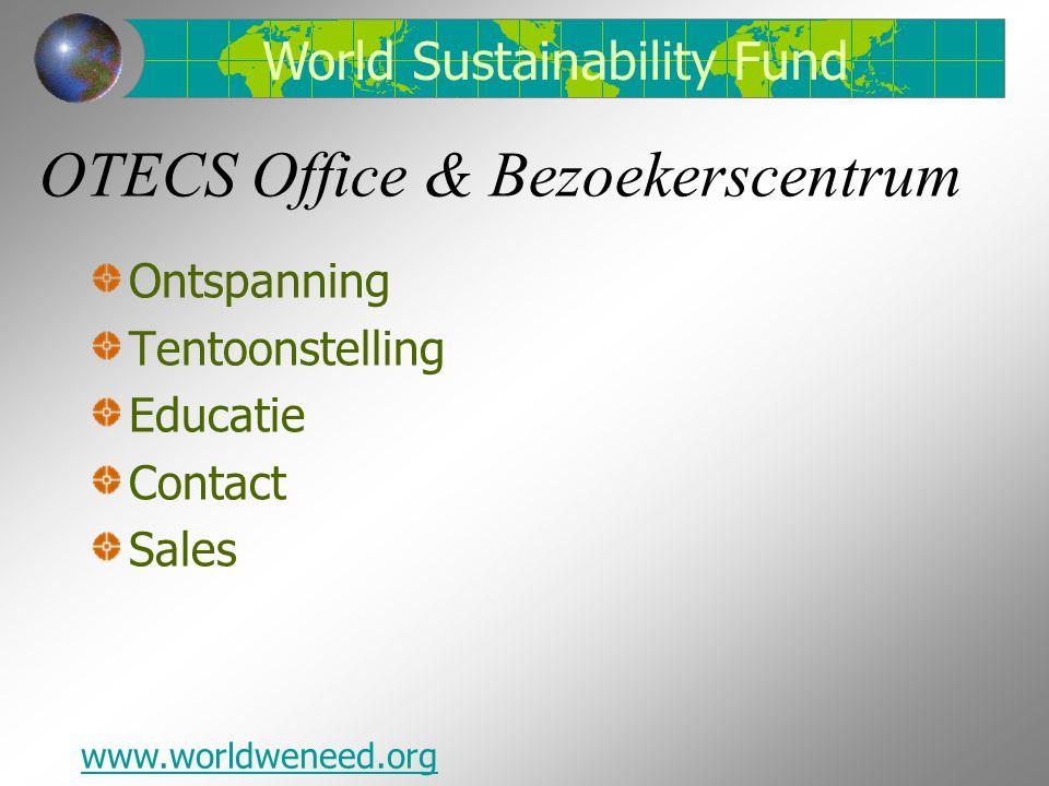 OTECS Office & Bezoekerscentrum