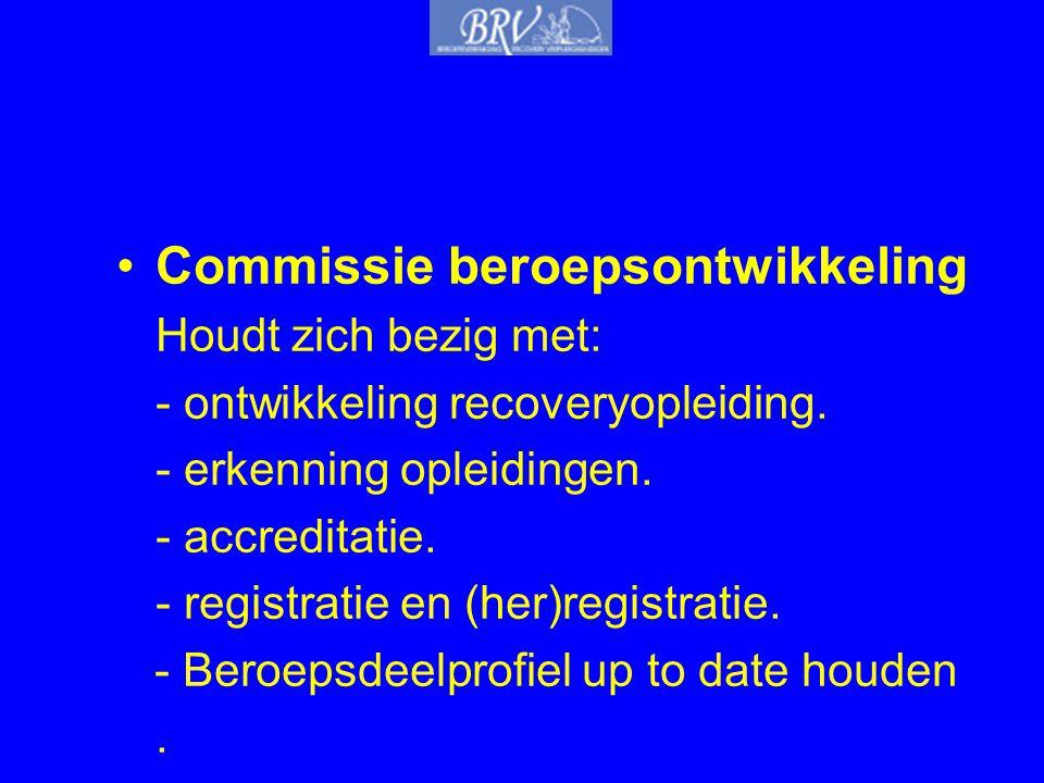 Commissie beroepsontwikkeling