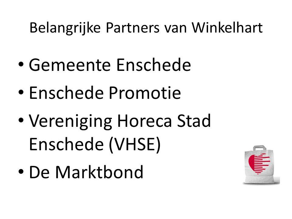 Belangrijke Partners van Winkelhart
