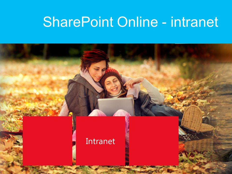SharePoint Online - intranet