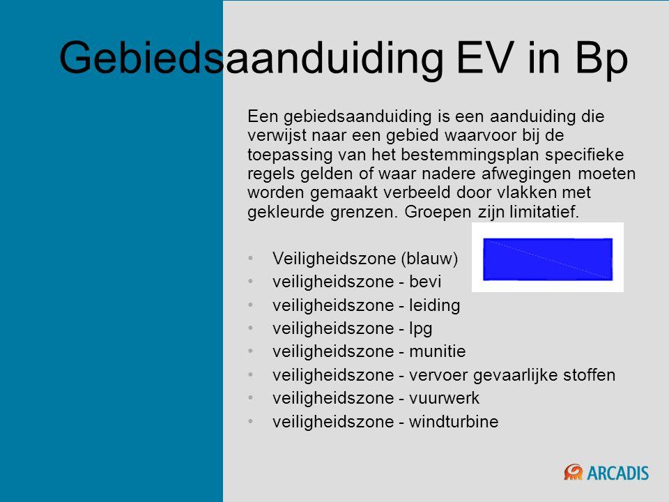Gebiedsaanduiding EV in Bp