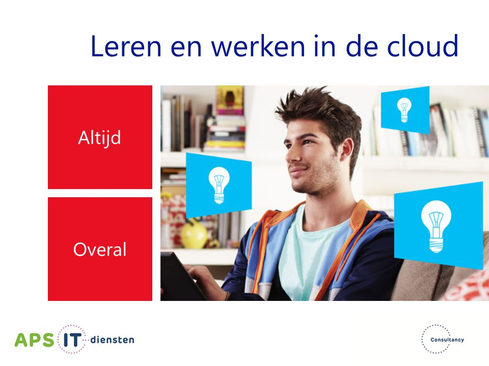 Leren en werken in de cloud
