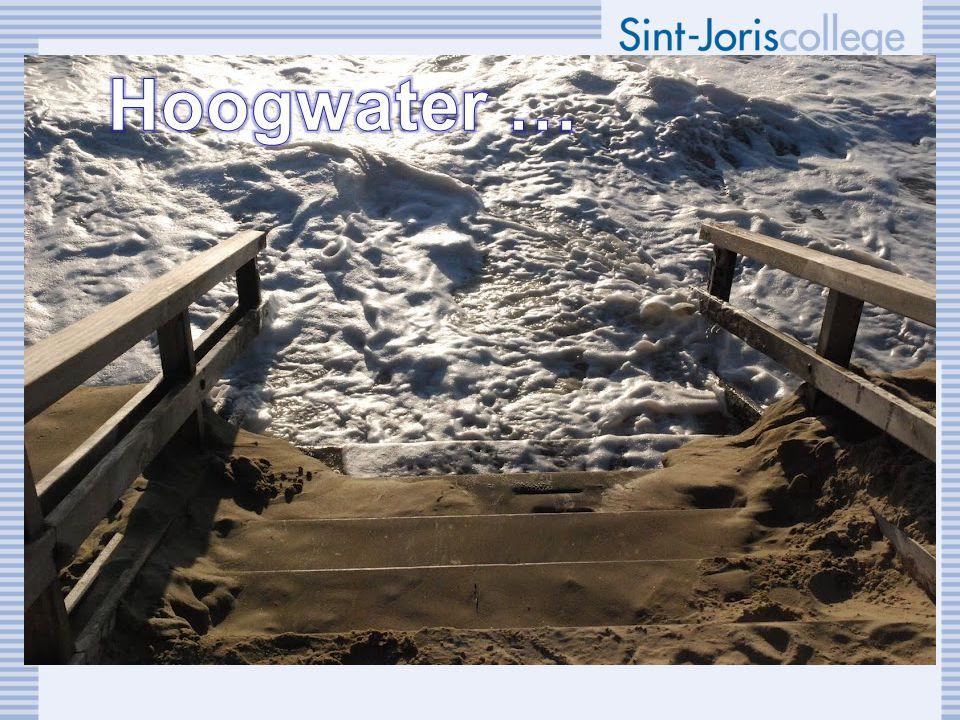 Hoogwater …