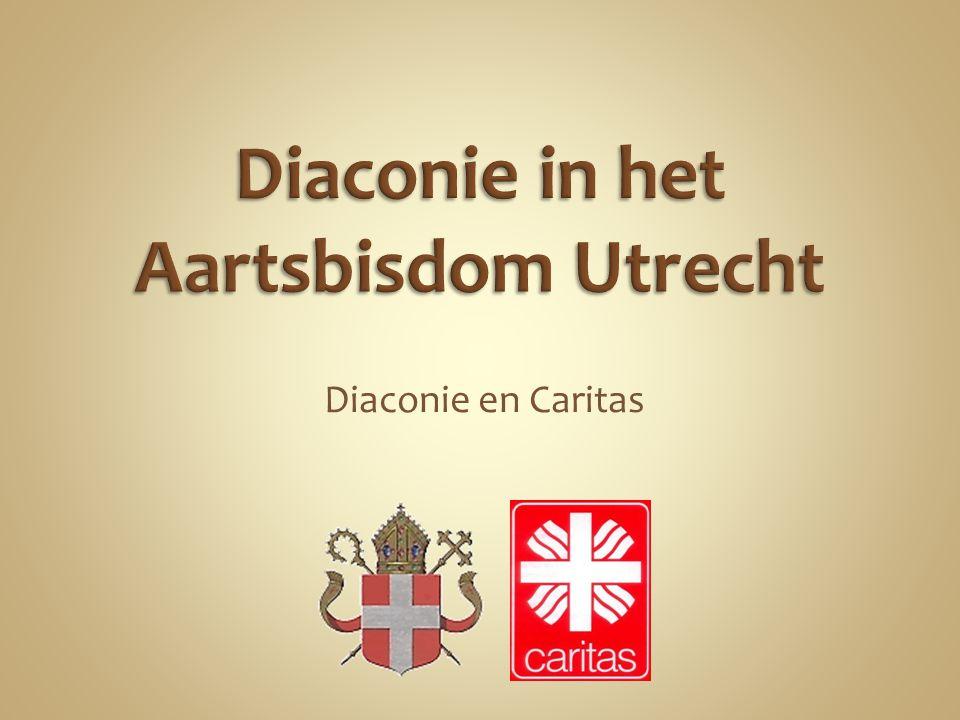 Diaconie in het Aartsbisdom Utrecht