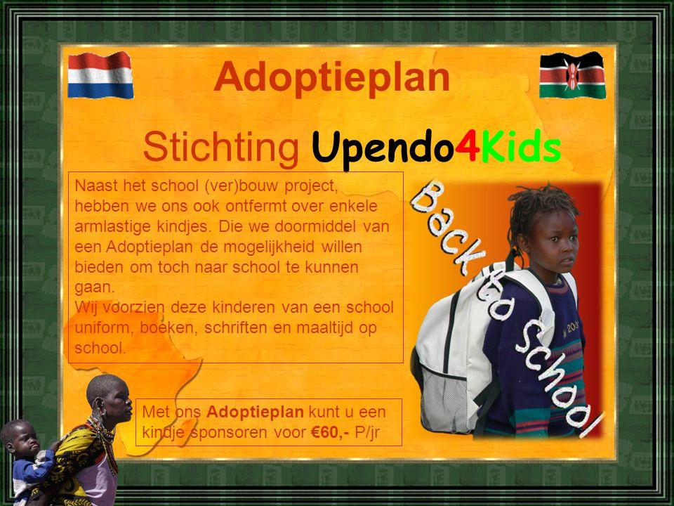Adoptieplan Stichting Upendo4Kids