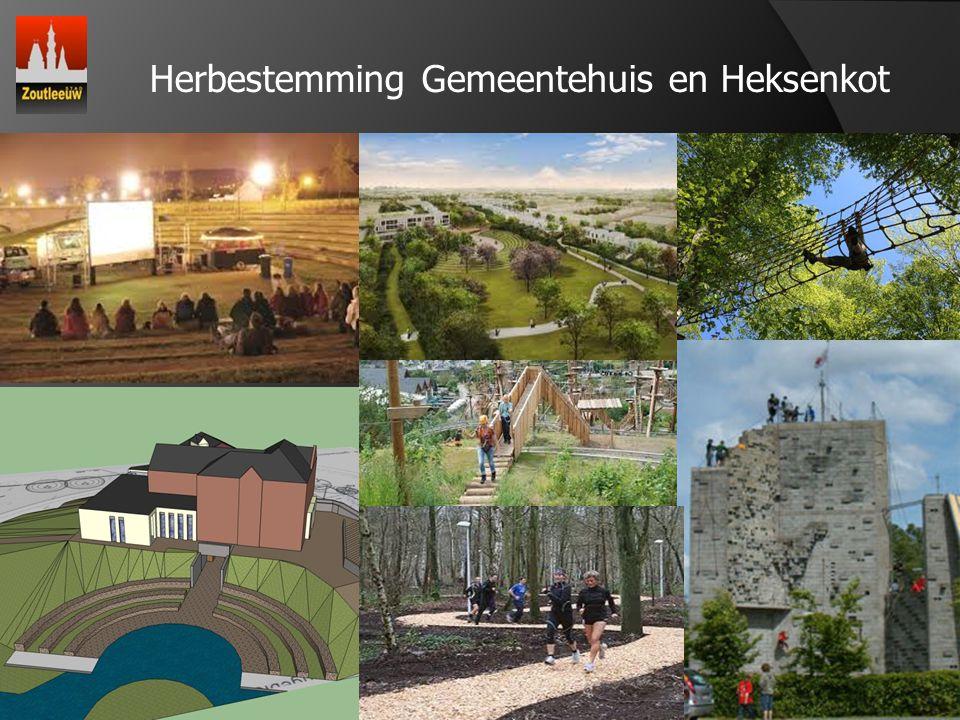 Herbestemming Gemeentehuis en Heksenkot