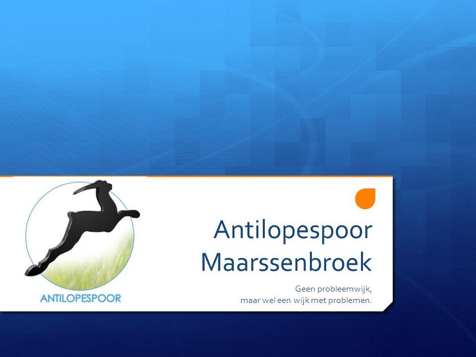 Antilopespoor Maarssenbroek