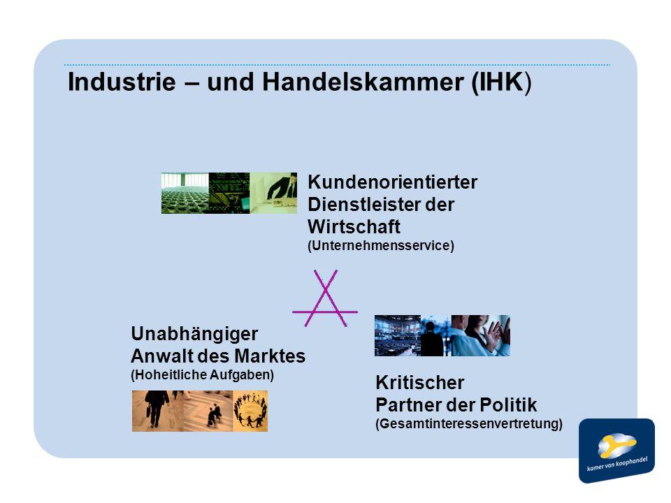 Industrie – und Handelskammer (IHK)