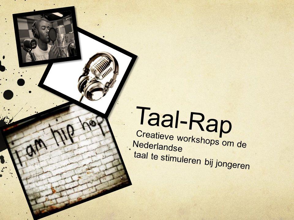 Creatieve workshops om de Nederlandse taal te stimuleren bij jongeren