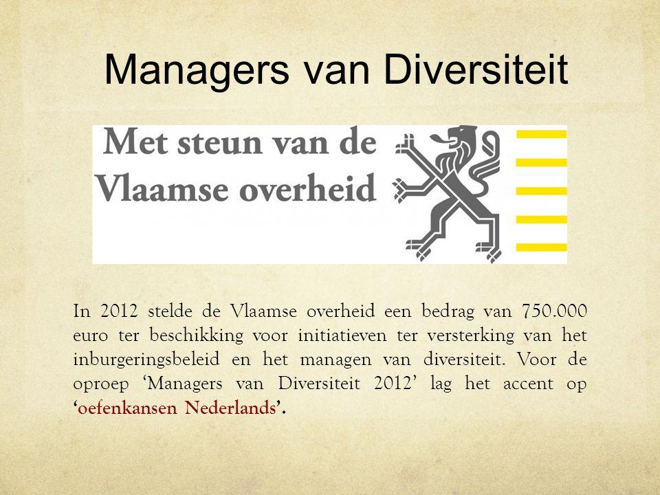 Managers van Diversiteit