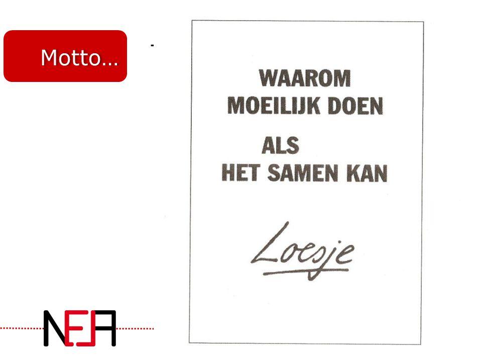 Test Motto… ingezet en op elkaar is afgestemd effectief is.