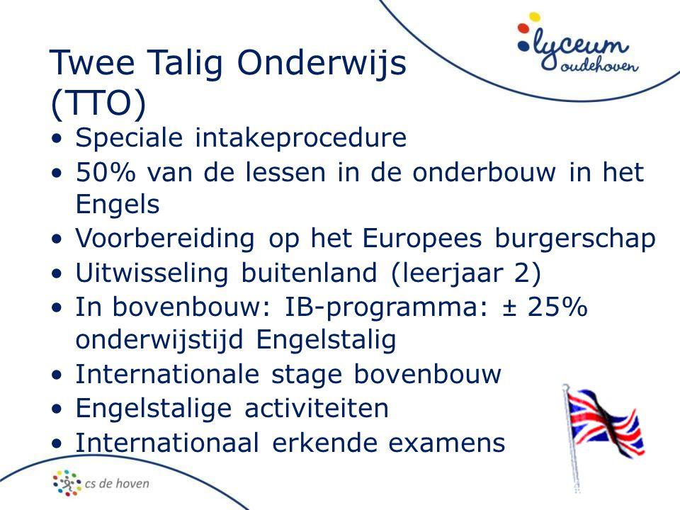 Twee Talig Onderwijs (TTO)