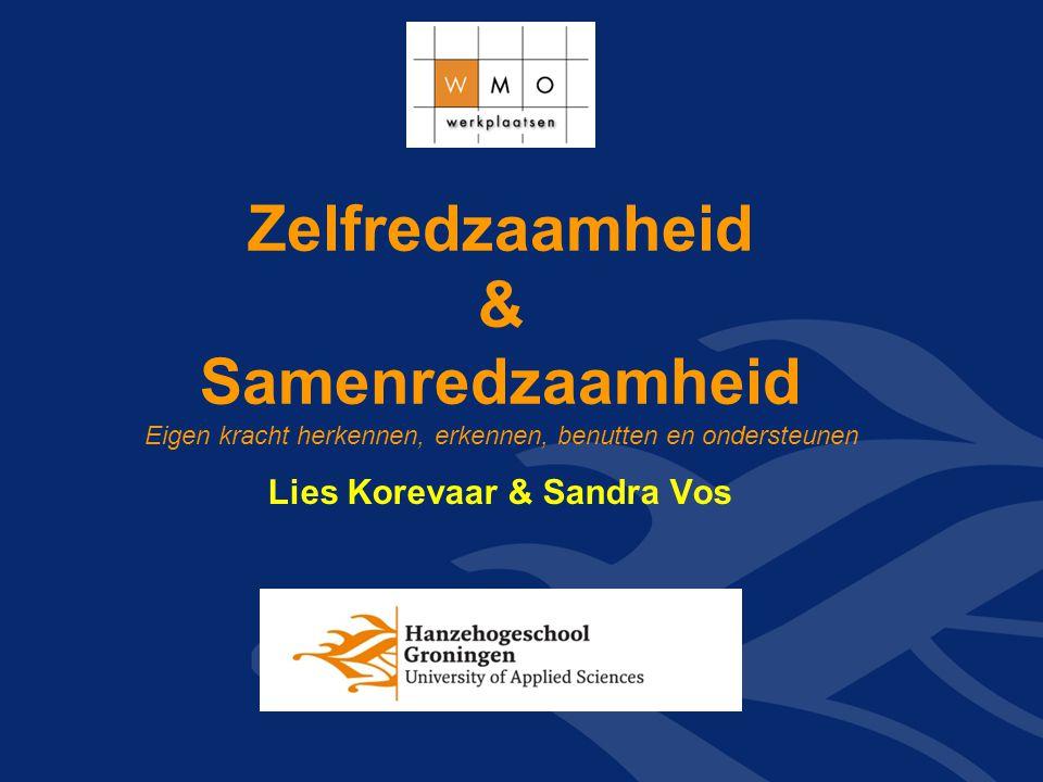 Lies Korevaar & Sandra Vos