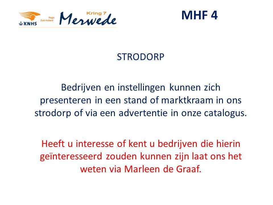 MHF 4 STRODORP.