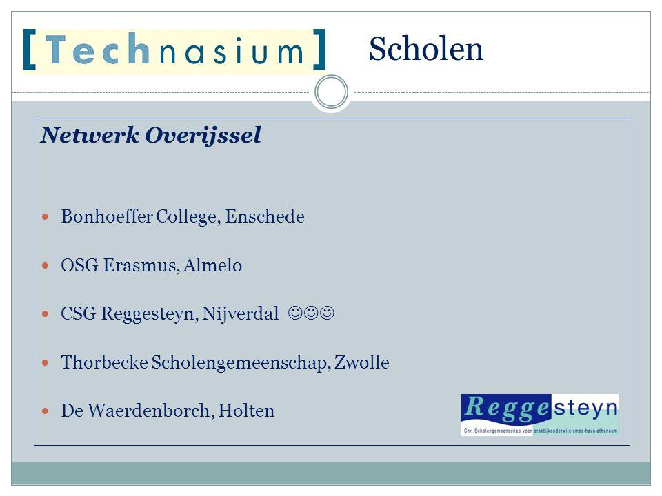 Scholen Netwerk Overijssel Bonhoeffer College, Enschede