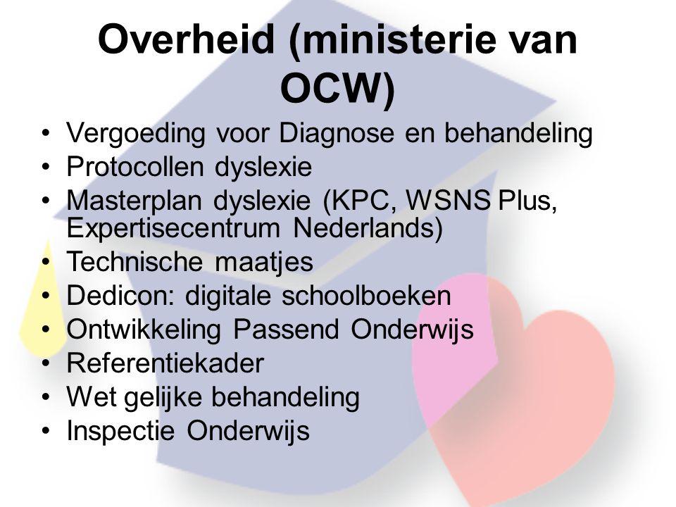 Overheid (ministerie van OCW)