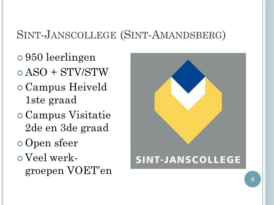 Sint-Janscollege (Sint-Amandsberg)