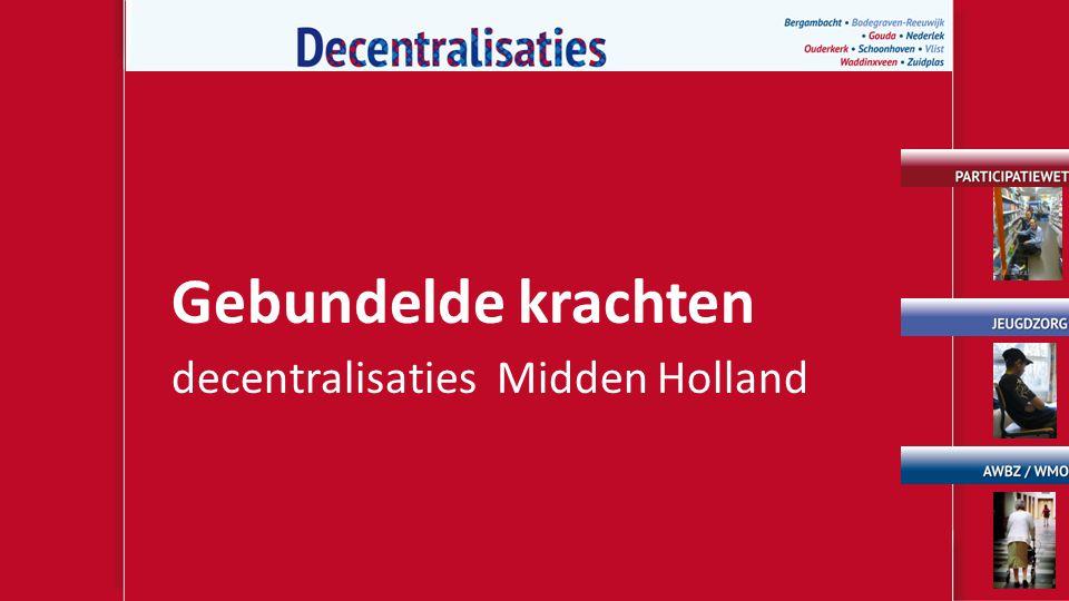 decentralisaties Midden Holland