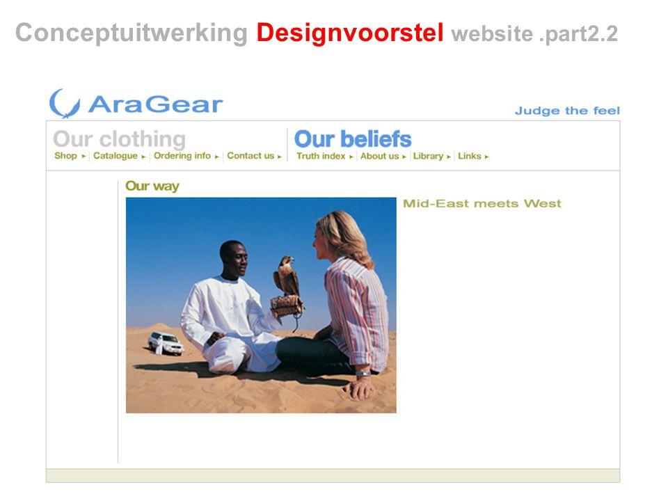 Conceptuitwerking Designvoorstel website .part2.2