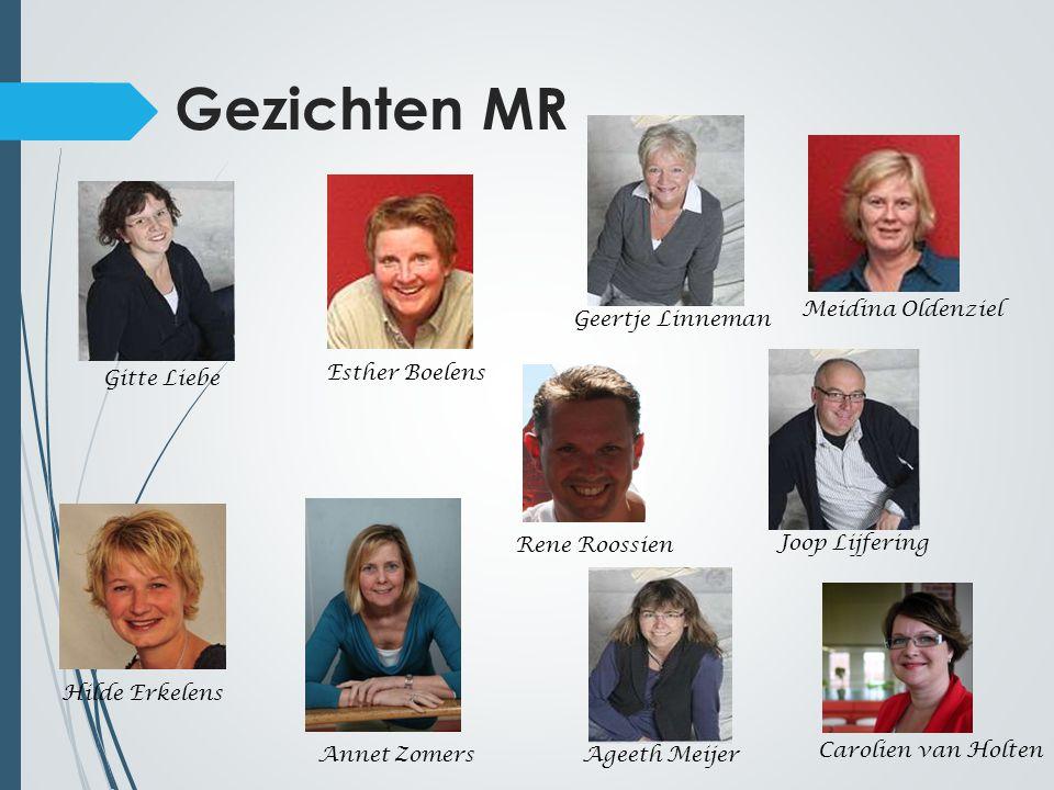 Gezichten MR Geertje Linneman Meidina Oldenziel Esther Boelens