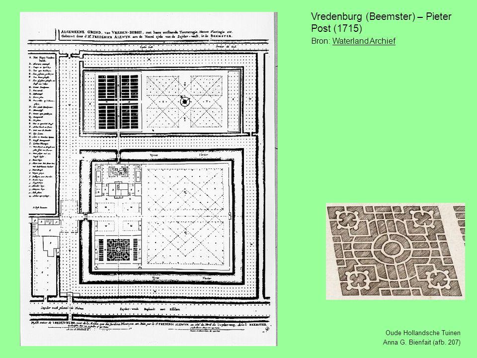 Vredenburg (Beemster) – Pieter Post (1715)