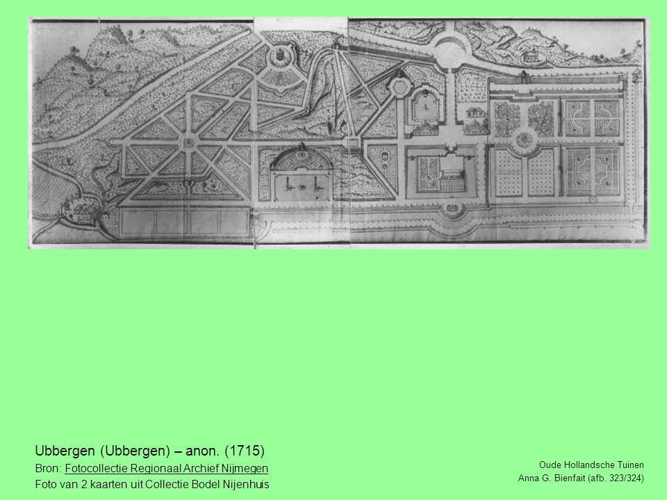 Ubbergen (Ubbergen) – anon. (1715)