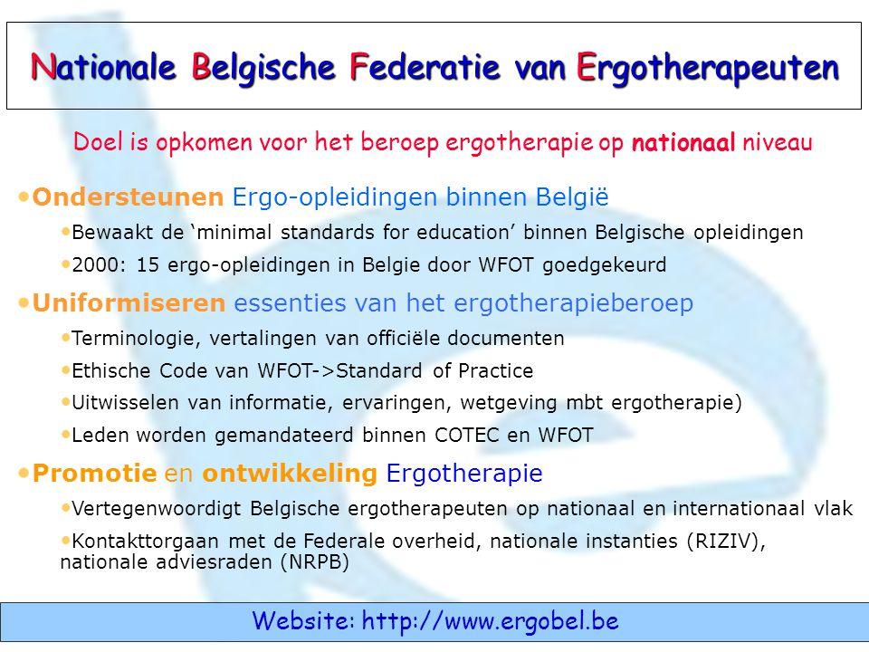 Nationale Belgische Federatie van Ergotherapeuten