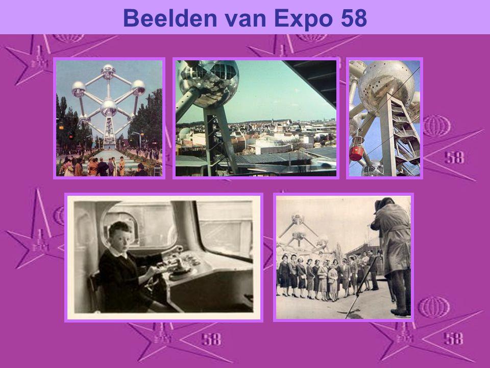 Beelden van Expo 58
